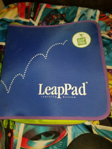 LeapPad Learning System Leap Frog Book
