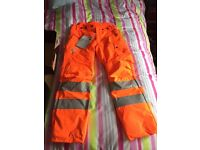 BRAND NEW STIHL CHAINSAW TROUSERS