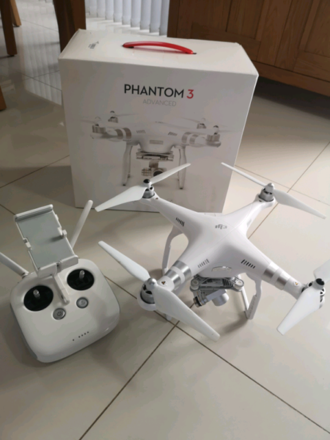 DJI Phantom 3 Advanced Drone | in Cardiff City Centre, Cardiff | Gumtree