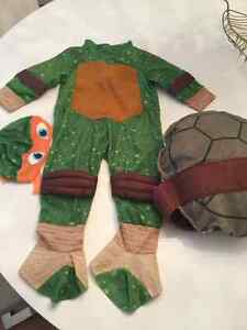 costume tortue ninja turtle