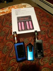 VAPE SET WITH  CHARGER