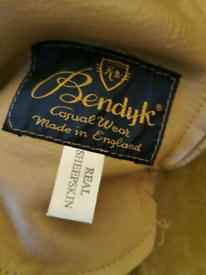 Genuine Vintage Sheepskin Jacket