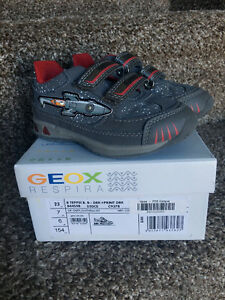 Baby boy shoes GEOX size 7