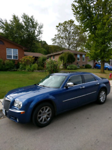 2010 chrysler 300 limited certified