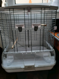 Vision bird cage like new