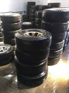 Second Hand FWD Tyres - 70-80% Tread Remaining Landsdale Wanneroo Area Preview