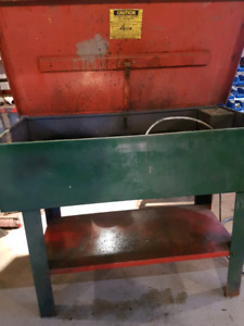 20 gallon working parts washer