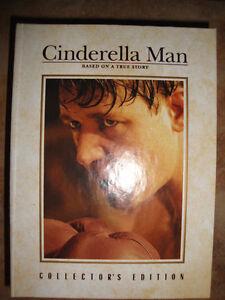 Édition collection homme cendrillon cinderella man DVD   neuf