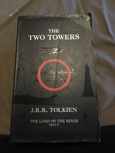 Lord of The Rings Book Set Cambridge Kitchener Area image 3