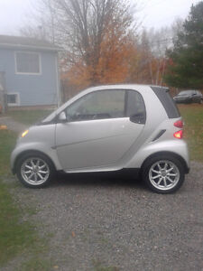 2008 SMART FORTWO PASSION IN '' IMMACULATE CONDITION ''.