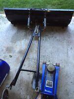 ATV SnowPlow