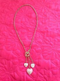 Enamel Charm Fashion Necklace