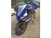 Yamaha Yzf R125 ENGINE only