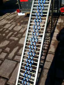 Roller Racks for Feeding Machinery