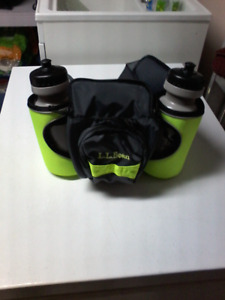 Mens , L.L. Bean hydration belt
