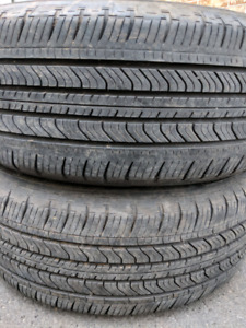 2xpneus été(205/60R15) Michelin Primacy MXV4,neuf (438-229-1192)