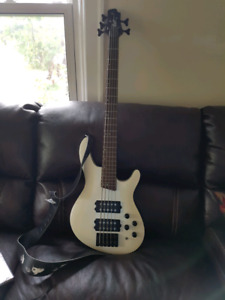 5 string Carl Bass