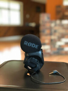 Rode Stereo VideoMic Pro On-Camera Microphone