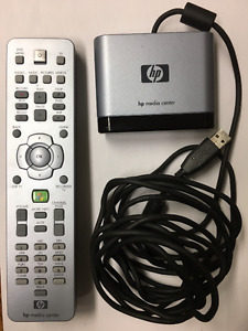 Best Windows Media Center PC Remote and Receiver, like new