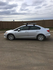 2012 Honda Civic LX Sedan - LOW KM MUST SELL