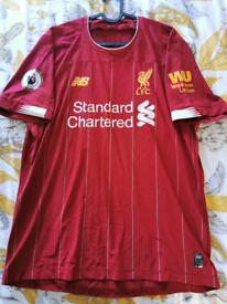 Liverpool Fc Shirt - Robertson 26 - Large