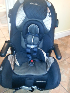 Eddie bauer  car seat 3 in 1 ,for sale like new condition