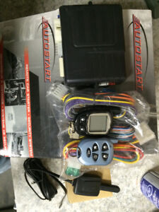 autostart remote start and alarm combo