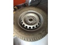 Ford fiat Citroen Vauxhall tyre 235/65/16