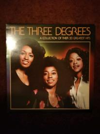 The Three Degrees 12in Vinyl Album.