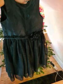 Girls dress- 5-6years old