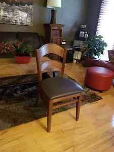 NORAM INTERIORS WOODEN chairs for sale Windsor Region Ontario image 2