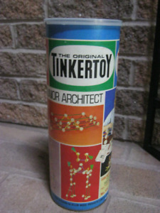 Tinkertoy Junior Architect Construction set No.136