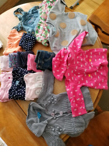 9 -12 month clothing