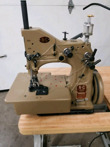 UNION SPECIAL 81200 CARPET SERGER