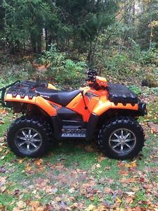 2011 Sportsman XP EPS