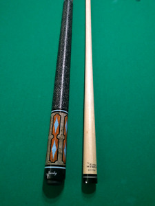 Jacoby pool cue