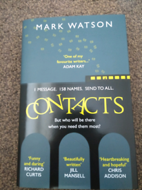 Contacts by Mark Watson book