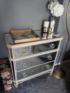 Shabby Chic Large Cabinet Chest For I Deliver