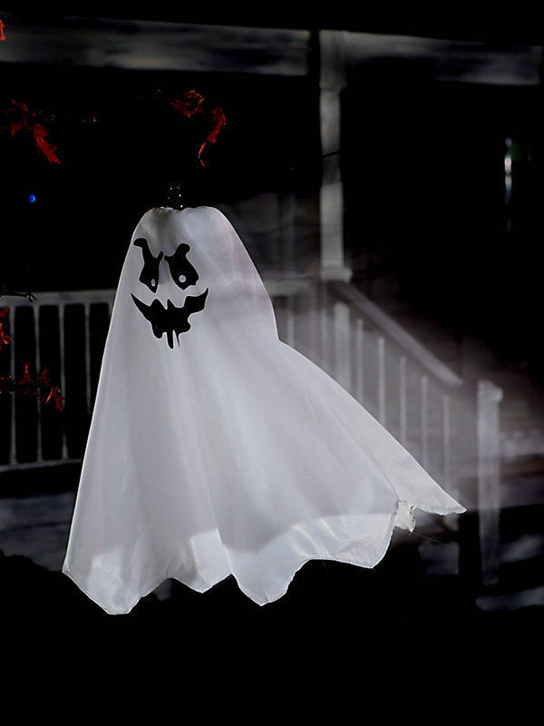 Cool halloween costumes props ebay for Animated floating ghost decoration