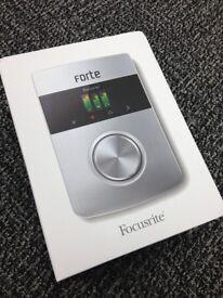 Focusrite FORTE APOGEE DUET AUDIO INTERFACE