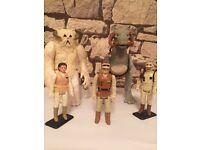 Vintage Star Wars Hoth Battle set
