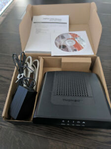 Thomson Modem - DCM476 DOCSIS 3.0 - for TekSavvy and others