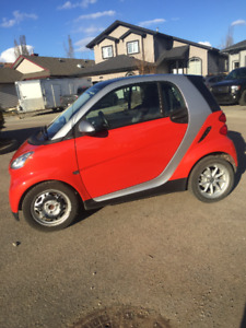 Smart Fortwo Passion. Fully loaded and in great shape.