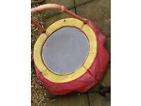 Childrens small trampoline free
