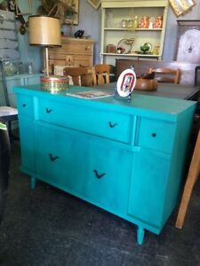 RETRO REFINISHED BUFFET - on sale this week $260