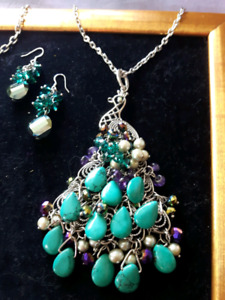 Ornate necklaces for sale