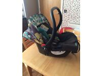Cosatto Hold 0+ car seat-FIREBIRD. IMMACULATE CONDITION.