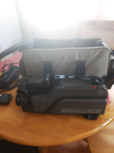 Video recorder take full size VHS tape mint shape with case and
