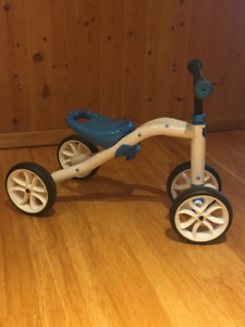 Toddler beginner bike