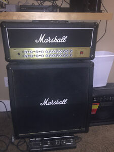 Marshall AVT 150H and 4x12 Cab